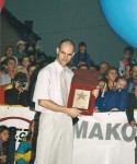 Aleja Gwiazd Sportu - edycja 2001 - Tomasz Gollob