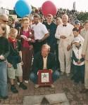 Aleja Gwiazd Sportu - edycja 2004 - Wojciech Fibak
