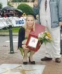 Aleja Gwiazd Sportu - edycja 2005 - Sylwia Gruchała