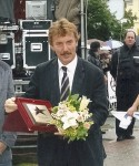 Aleja Gwiazd Sportu - edycja 2005 - Zbigniew Boniek