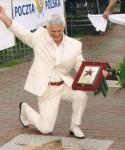 Aleja Gwiazd Sportu - edycja 2005 - Zygmunt Smalcerz