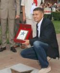 Aleja Gwiazd Sportu - edycja 2008 - Krzysztof Hołowczyc