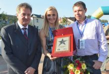 Aleja Gwiazd Sportu - edycja 2011- Anna Rogowska