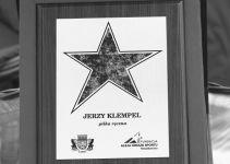 Aleja Gwiazd Sportu - edycja 2011- Jerzy Klempel