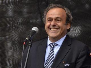 Aleja Gwiazd Sportu - edycja 2012 - Michael Platini