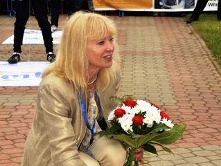 Aleja Gwiazd Sportu - edycja 2012 - Teresa Sukniewicz