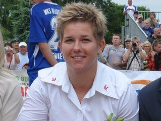 Aleja Gwiazd Sportu - edycja 2013 - Anita Włodarczyk