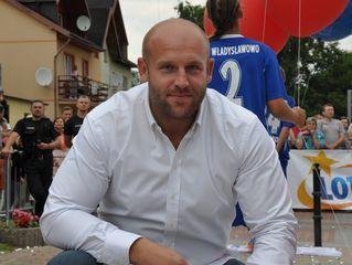Aleja Gwiazd Sportu - edycja 2013 - Piotr Małachowski