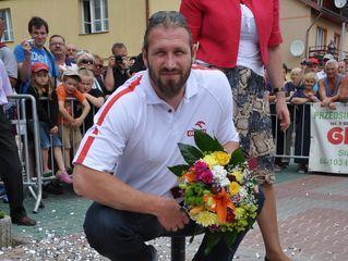 Aleja Gwiazd Sportu - edycja 2013 - Tomasz Majewski