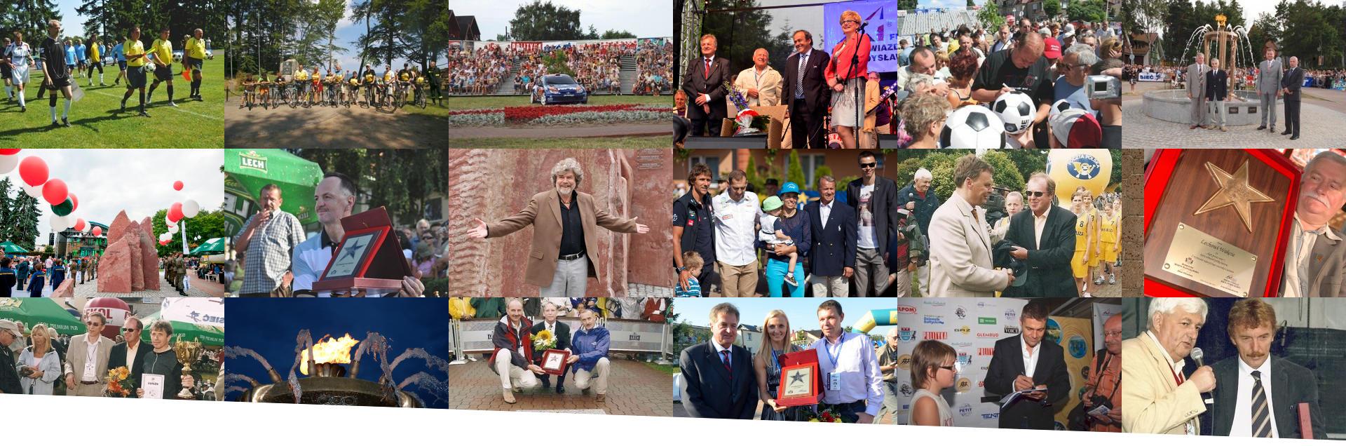 Fundacja Aleja Gwiazd Sportu - Władysławowo